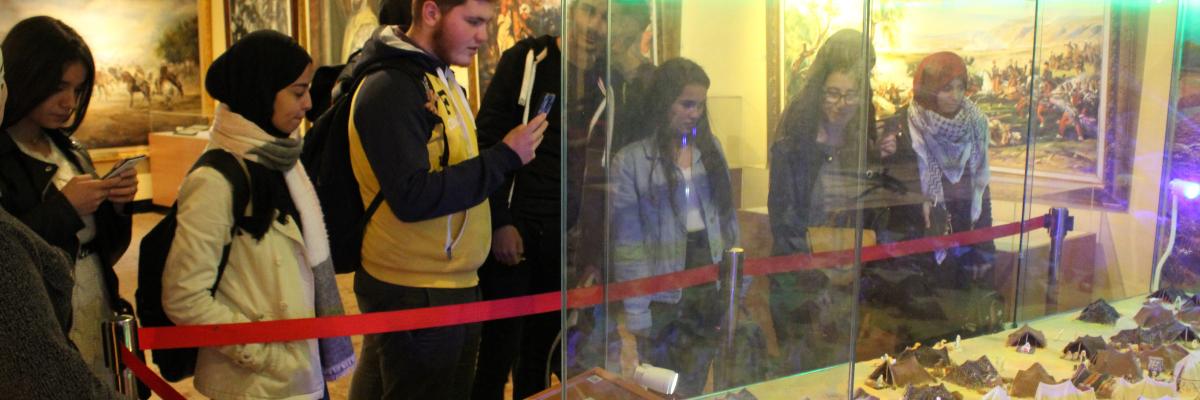 Permalien vers:Sortie à Musée El Moudjahid