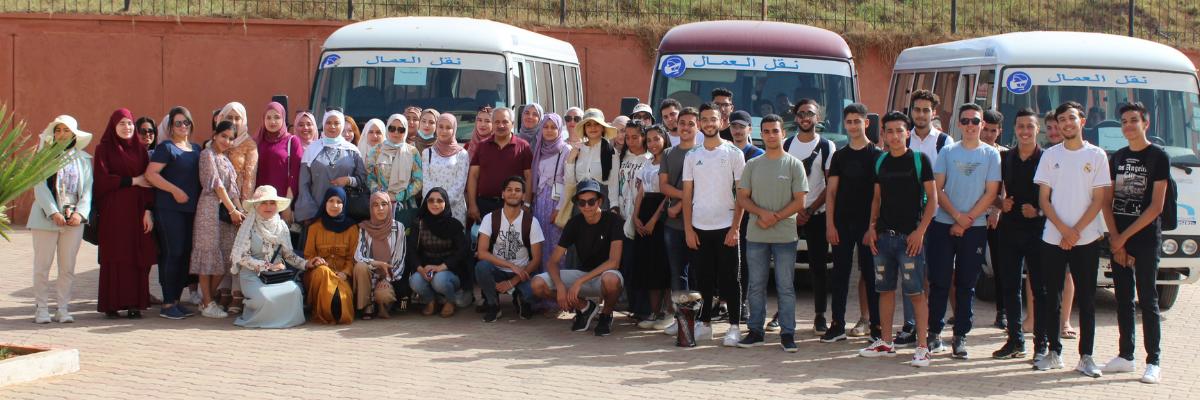Permalien vers:Excursion à la ville de Tipaza